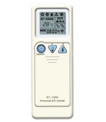 Telecomando universale per climatizzatori KT-1000