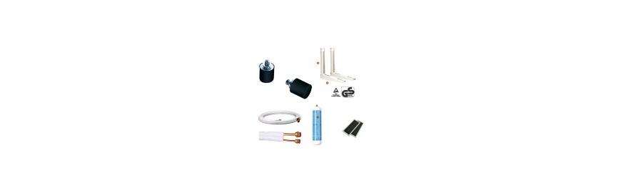 Accessori e ricambi per climatizzatori, erogatori d'acqua, purificatori e scambiatori d'aria
