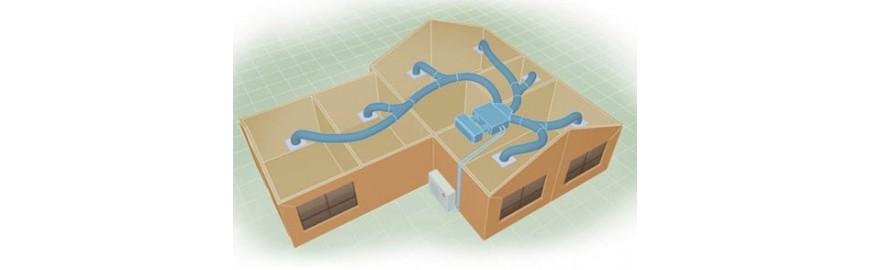 Climatizzatori e condizionatori monosplit inverter canalizzabili