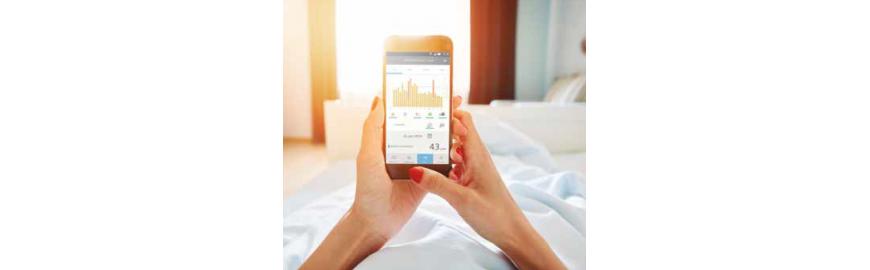 Controlli a distanza tramite wi-fi, sms,internet per climatizzatori, caldaie e chiller