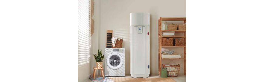 Boiler e Bollitori ad accumulo in pompa di calore per acqua calda sanitaria (ACS)